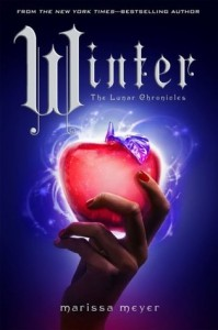 """Book Cover for """"Winter"""" by Marissa Meyer"""