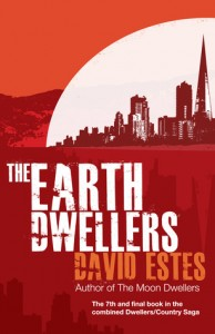 "Book Cover for ""The Earth Dwellers"" by David Estes"