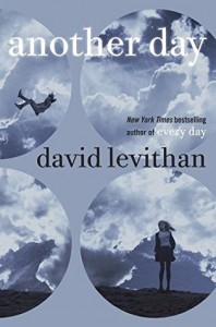 "Book Cover for ""Another Day"" by David Leviathan"