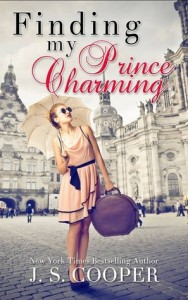 "Book Cover for ""Finding My Prince Charming"" by J.S. Cooper"