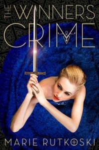 "Book Cover for ""The Winner's Crime"" by Marie Rutkoski"