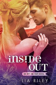 "Book Cover for ""Inside Out"" by Lia Riley"