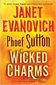 "Book Cover for ""Wicked Charms"" by Janet Evanovich"