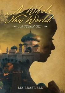 "Book Cover for ""A Whole New World"" by Liz Brazwell"