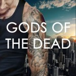 "Book Cover for ""Gods of the Dead"" by Tracey Ward"