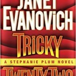 "Book Cover for ""Tricky Twenty-Two"" by Janet Evanovich"