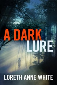 "Book Cover for ""A Dark Lure"" by Loreth Anne White"