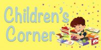 Children's Corner: Summertime Reading