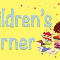 Children's Corner: Kindergarten has Begun!