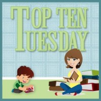 TTT #121 – Top Ten Books From My 1st Year Blogging
