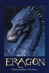 "Book Cover for ""Eragon"" by Christopher Paloni"