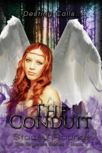 "Book Cover for ""The Conduit"" by Stacey Rourke"