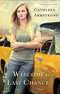 """Book Cover for """"Welcome to Last Chance"""" by Cathleen Armstrong"""