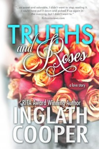 "Book Cover for ""Truths and Roses"" by Inglath Cooper"