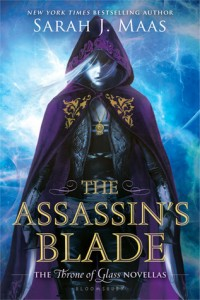 "Book Cover for ""The Assassin's Blade"" by Sarah J Maas"