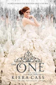 "Book Cover for ""The One"" by Kiera Cass"