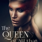 "Book Cover for ""The Queen of All that Dies"" by Laura Thalassa"