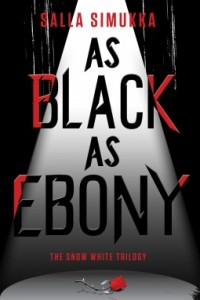 "Book Cover for ""As Black As Ebony"" by Salla Simukka"