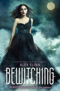 "Book Cover for ""Bewitching"" by Alex Flinn"