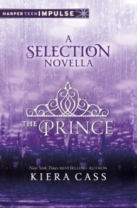 "Book Cover for ""The Prince"" by Kiera Cass"