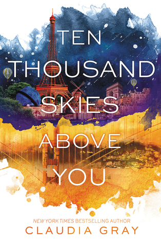 Waiting on Wednesday #19 – Ten Thousand Skies Above You by Claudia Gray