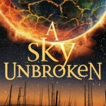 "Book Cover for ""A Sky Unbroken"" by Megan Crewe"
