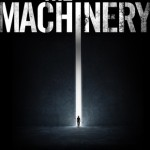 "Book Cover for ""The Machinery"" by Gerrard Cowan"