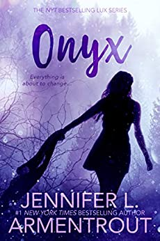 "Book Cover for ""Onyx"" by Jennifer L Armentrout"