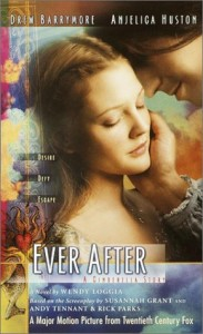 "Book Cover for ""Ever After"" by Wendy Loggins"