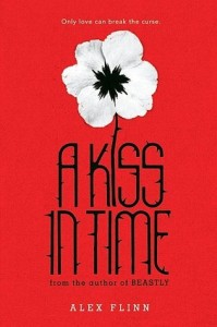 "Book Cover for ""A Kiss in Time"" by Alex Flinn"