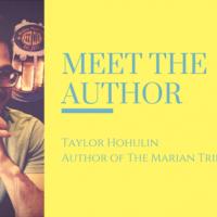 Meet the Author: Taylor Hohulin