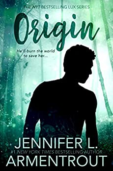 "Book Cover for ""Origin"" by Jennifer L. Armentrout"
