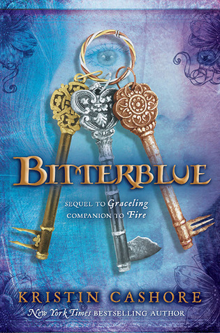 Review: Bitterblue by Kristin Cashore