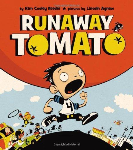 Children's Corner #13 – Learning to Write and Runaway Tomatoes