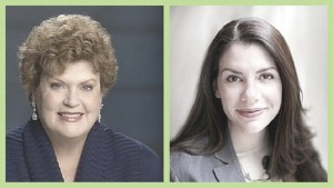 Author Duets_ Charlaine Harris and Stephanie Meyer