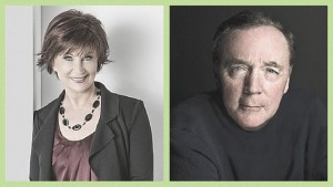 Author Duets_ Janet Evanovich and James Patterson