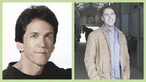 Author Duets_ Mitch Albom and Nicholas Sparks