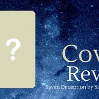 COVER REVEAL: Saven Deception by Siobhan Davis