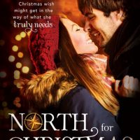 COVER REVEAL: North for Christmas by Christina Dymock