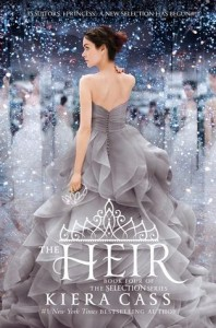 "Book Cover for ""The Heir"" by Kiera Cass"