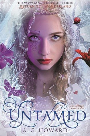 Waiting on Wednesday #25 – Untamed by A.G. Howard