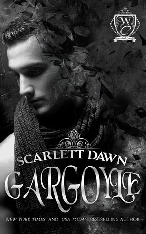 """Book Cover for """"Gargoyle"""" by Scarlett Dawn"""