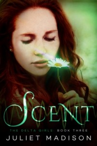 "Book Cover for ""Scent"" by Juliet Madison"