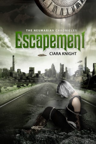 Book Blitz: Escapement by Ciara Knight