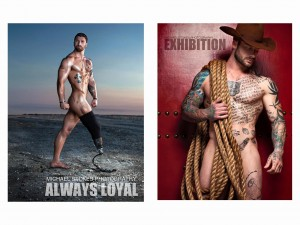 Michael Stokes covers