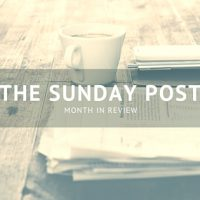 Sunday Post #147 – April '18 in Review