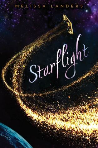 Waiting on Wednesday #29 – Starflight by Melissa Landers