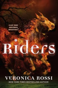 "Book Cover for ""Riders"" by Veronica Rossi"