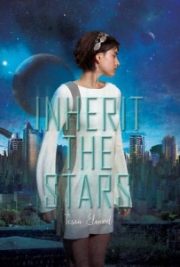 """Book Cover for """"Inherit the Stars"""" by Tessa Elwood"""