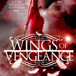 "Book Cover for ""Wings of Vengeance"" by Cameo Renae"